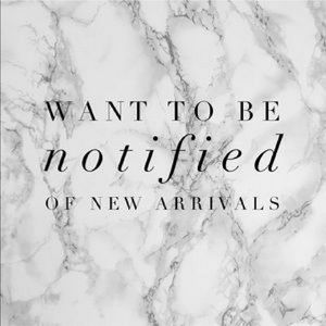 Other - New Arrivals!!!